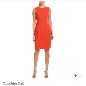 Trina Turk NWOT sheath dress